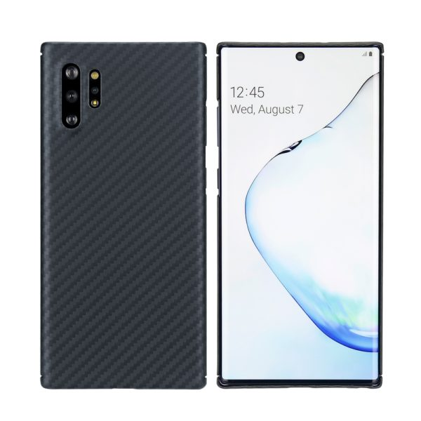 Husa Samsung Galaxy Note 10 Plus, Kevlar, full size protection, wireless charging - Underline