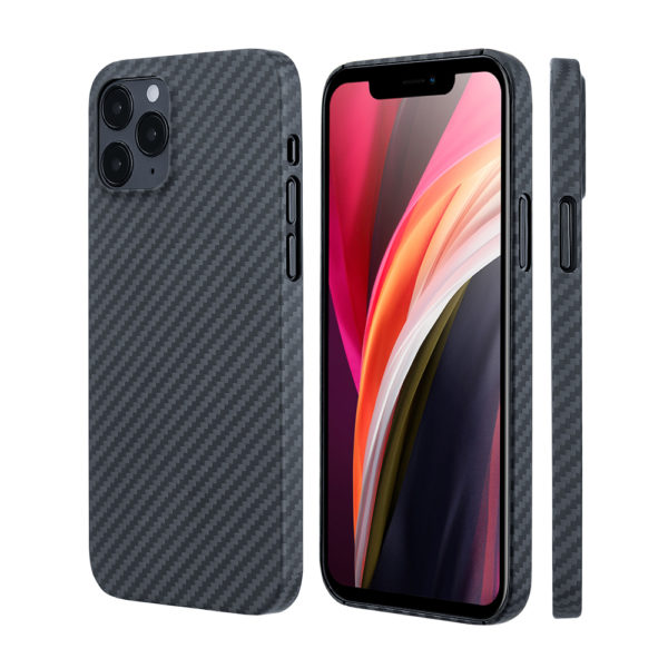 Husa iPhone 11 , Kevlar, full size protection, wireless charging - Underline
