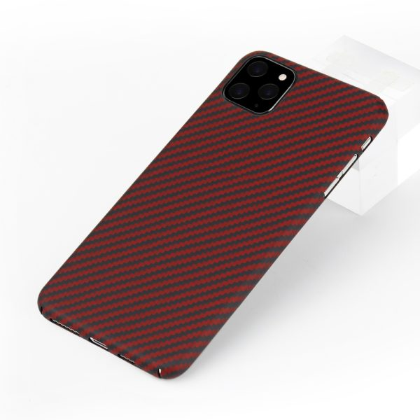 Husa iPhone 11 Pro, Kevlar, full size protection, wireless charging - Underline