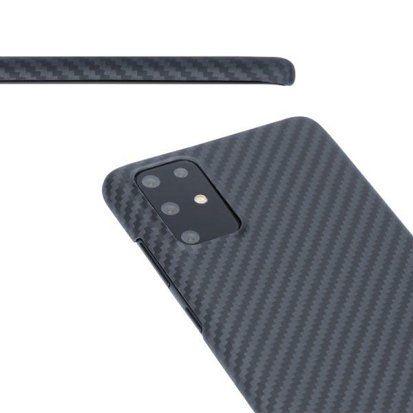 Husa Samsung Galaxy S20 Plus, Kevlar, full size protection, wireless charging - Underline