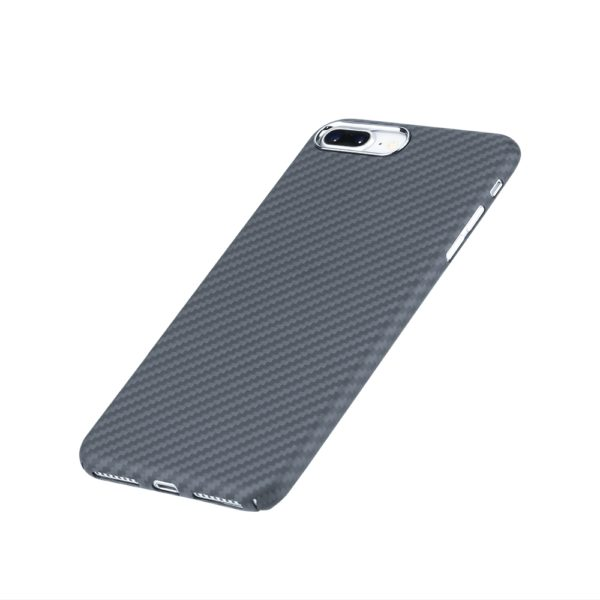 Husa iPhone 7 Plus/8 Plus, Kevlar, full size protection, wireless charging - Underline