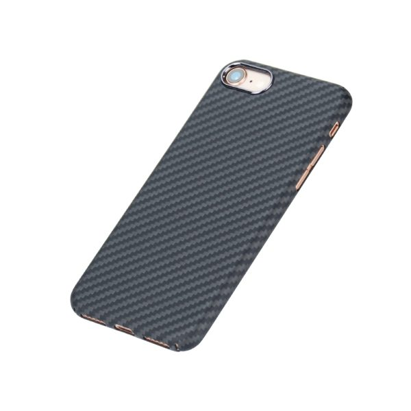 Husa iPhone 7/8, Kevlar, full size protection, wireless charging - Underline