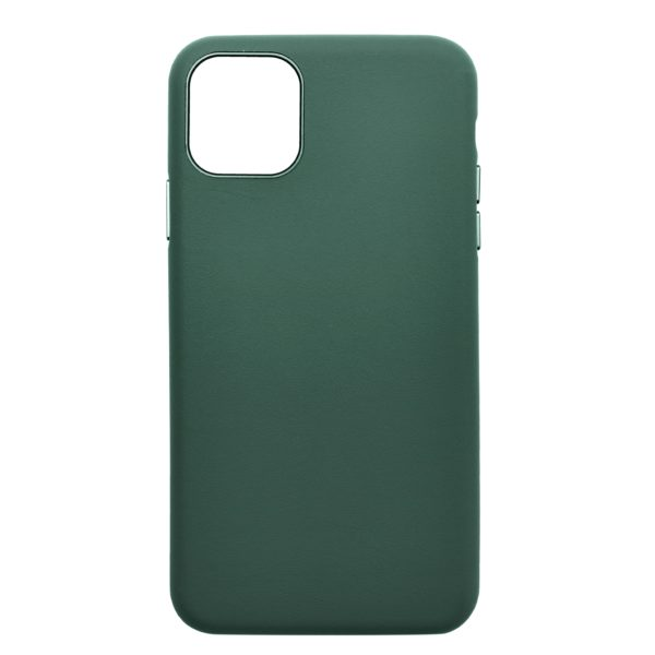 Husa iPhone 11, piele Nappa naturala, full size protection, wireless charging - Underline
