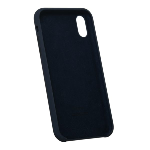 Husa de protectie pentru iPhone Xs Max, silicon, suporta wireless charging - Underline