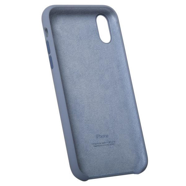 Husa de protectie pentru iPhone X/Xs, silicon, suporta wireless charging - Underline