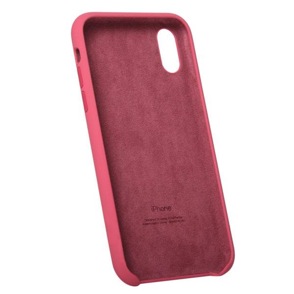 Husa de protectie pentru iPhone Xr, silicon, suporta wireless charging - Underline