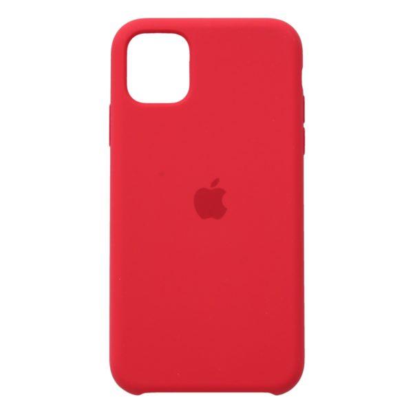 Husa de protectie pentru iPhone 11, silicon, suporta wireless charging - Underline
