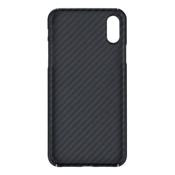Husa iPhone X/Xs, Kevlar, full size protection, wireless charging - Underline