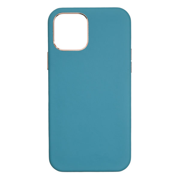 Husa iPhone 12/12 Pro, piele naturala Nappa, Magsafe, full size protection, wireless charging - Underline